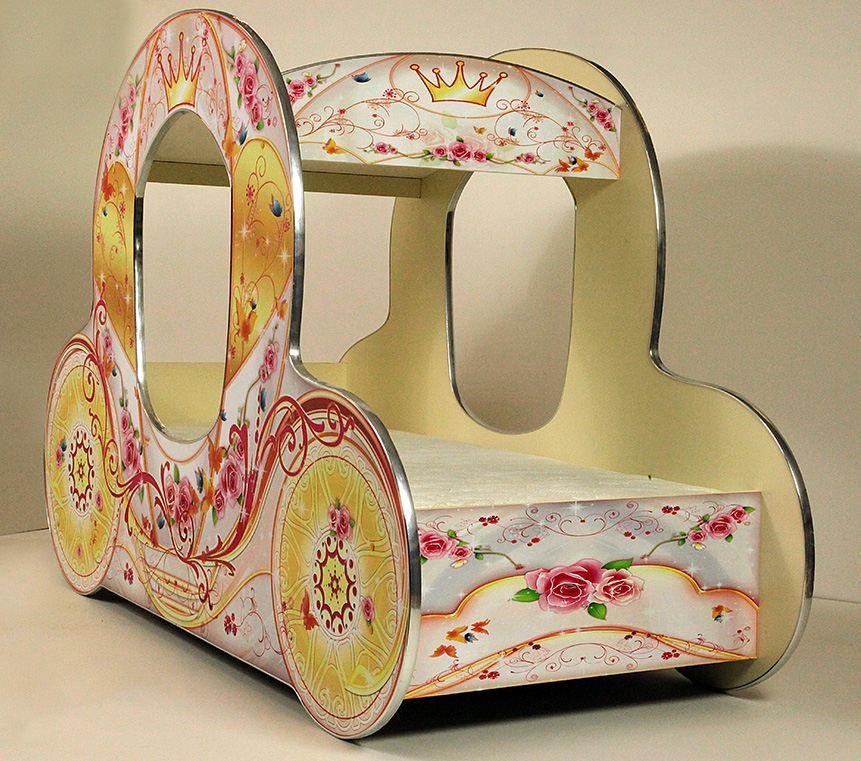 """Кровать для детской комнаты """"Автомобиль"""""""
