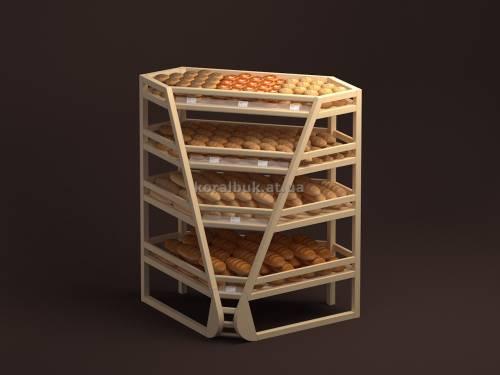 Стеллаж для хлеба