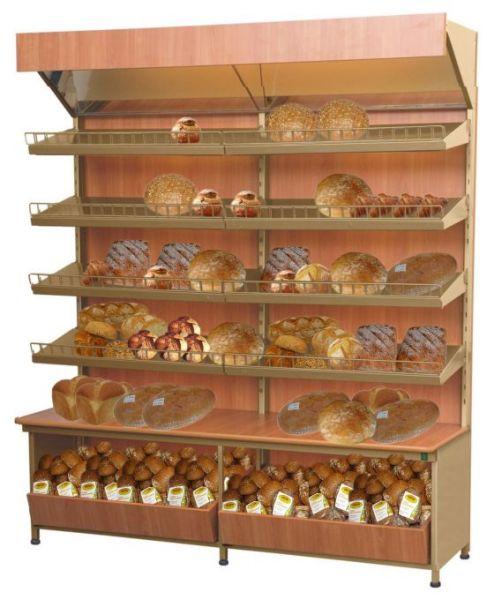 Стеллажи хлебные