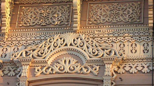 Декор зданий