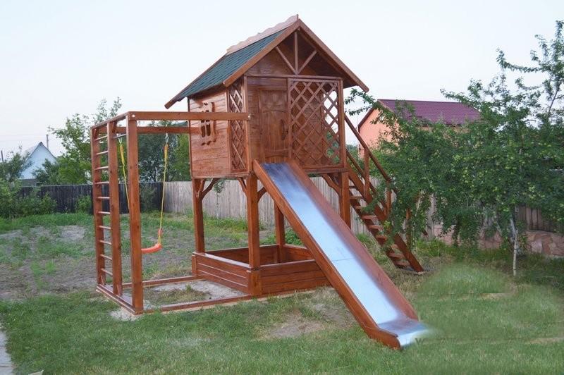 Площадки детские