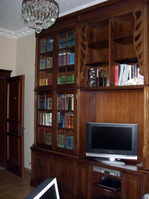 Мебель для кабинета ручной работы